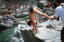 WHDF European Cliff Diving