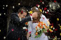 Matrimonio Roby e Jenny
