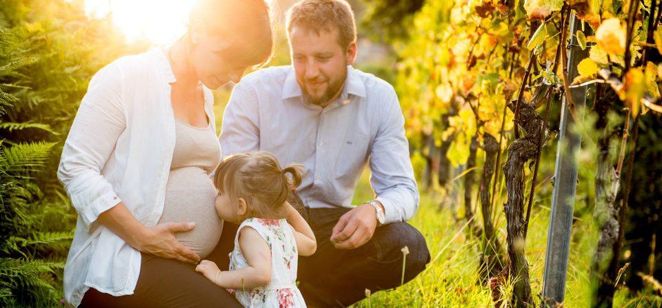 Bimbi e gravidanze